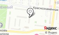 Почтовое отделение ОМСК 13 на карте