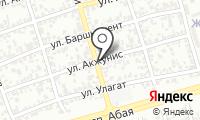 АБКА на карте