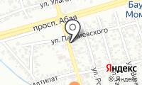 Лагманхана на карте