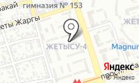 Almaty Koncert Group на карте
