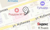 Городской перинатальный центр на карте