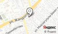 Таугуль на карте