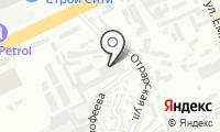 Мерит на карте