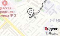 Ауэзовский районный суд по гражданским делам г. Алматы на карте