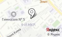 Ак-Нур на карте