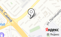 Меруерт на карте
