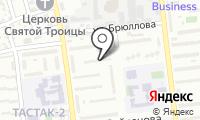 Почтовое отделение ПЕРМЬ 23 на карте