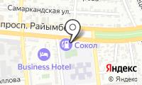 Silk Road на карте