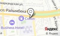 ACW на карте