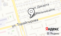 Автосервис на Мельникайте на карте