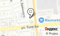 Ерлан на карте