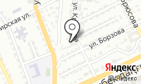 Button.kz на карте