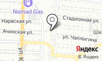 ММЯ на карте