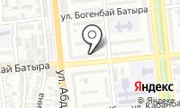 SComm на карте