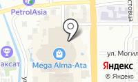 Pizza Hut на карте
