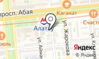 Астана Мастер Клининг на карте