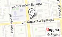 Viper на карте