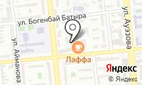 Сауна на Виноградова на карте