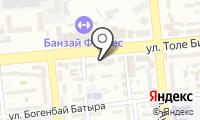 Нурполис на карте