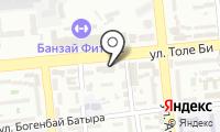 Восточный Квартал на карте