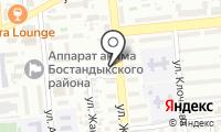 Кок-Арал на карте