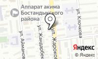 Азиятрнссервис на карте
