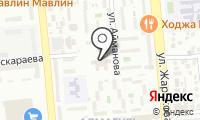 Бостандыкский районный отдел ЗАГС на карте