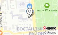 Center Print на карте