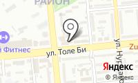 7 mart на карте