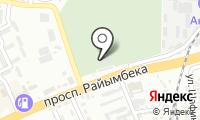 Центральное кладбище на карте