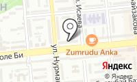 COSMED на карте