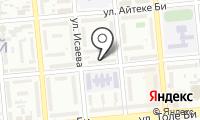 Имран на карте