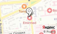 Нотариус Власенко Е.В. на карте