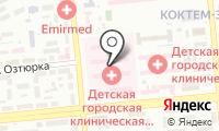 Детская городская клиническая больница №1 на карте