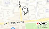 Мерей на карте