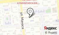 About.kz на карте