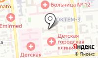 Ateko на карте