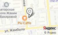 Ю29 на карте