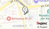 AllCompanies.kz на карте