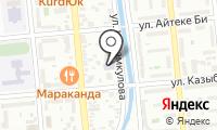 Элеватормельстрой на карте