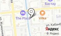 Бизнес инкубатор на карте