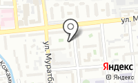 Би Дент Мей на карте