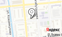 Алтэкс на карте