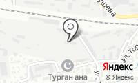 Железнодорожный тупик №213 на карте