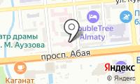 Казахский НИИ онкологии и радиологии на карте