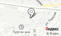 Нуртау Темир на карте