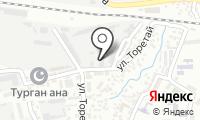 Almaty IT-telecom на карте