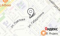 Какаду на карте