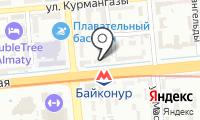РУКИ-НОГИ на карте