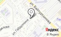 Evrofashion.kz на карте